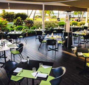 Restaurant La Pirogue
