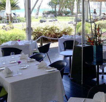 Restaurant<br> La Pirogue