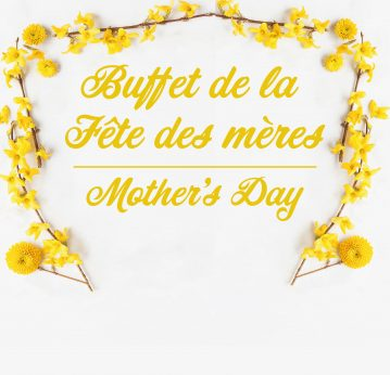 Mother&#8217;s Day <br> Buffet