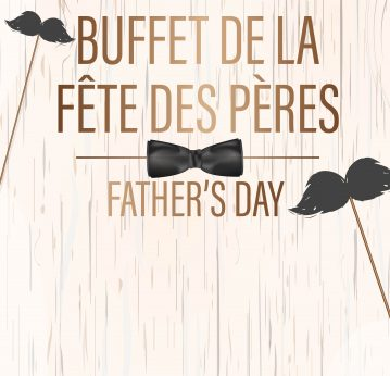 Father's Day <br> Buffet
