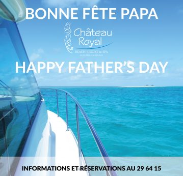 Sea trip on the Lagoon <br> for Father's Day
