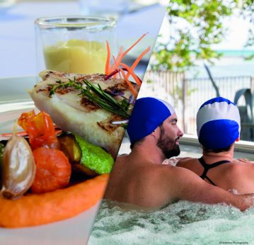 Spa Pirogue <br> special offer
