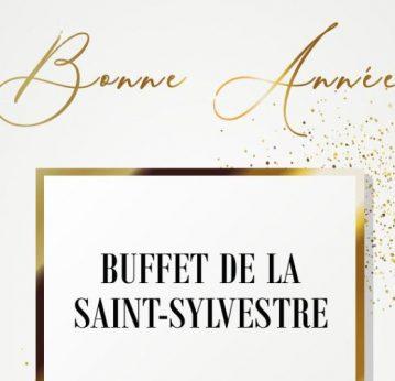 Buffet de la Saint Sylvestre